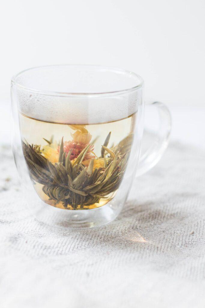 tè verde antiossidanti infusione a freddo