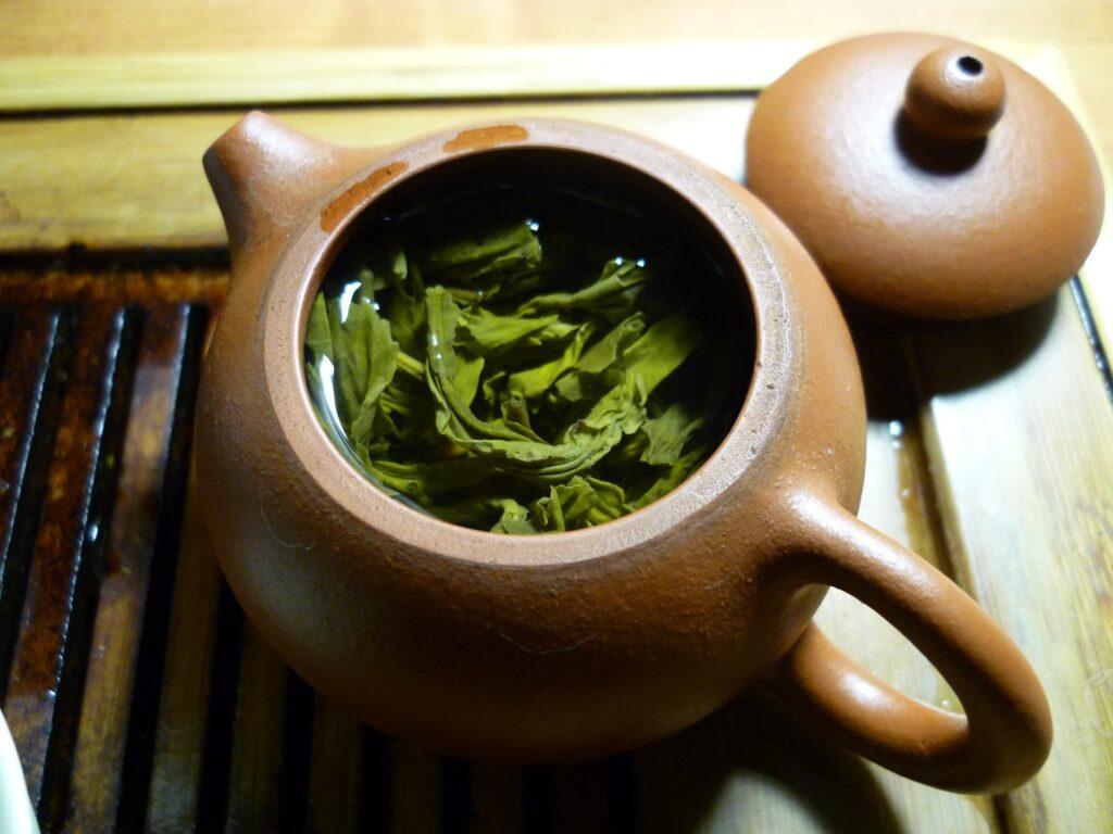 tè verde benefici antiossidanti sistema immunitario