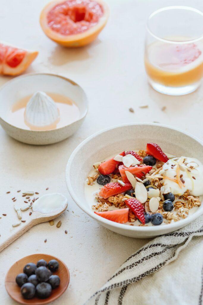colazione importante per cuore glicemia controllo del peso