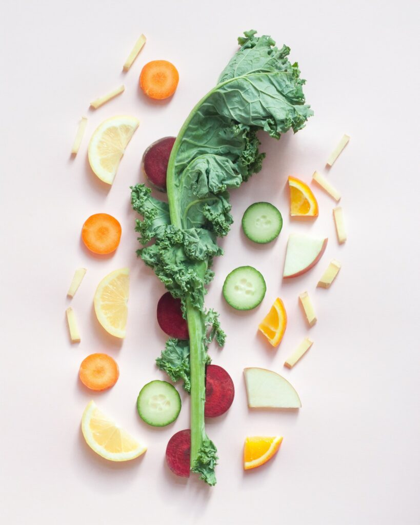 migliorare salute mentale con alimentazione mangiare frutta e verdura