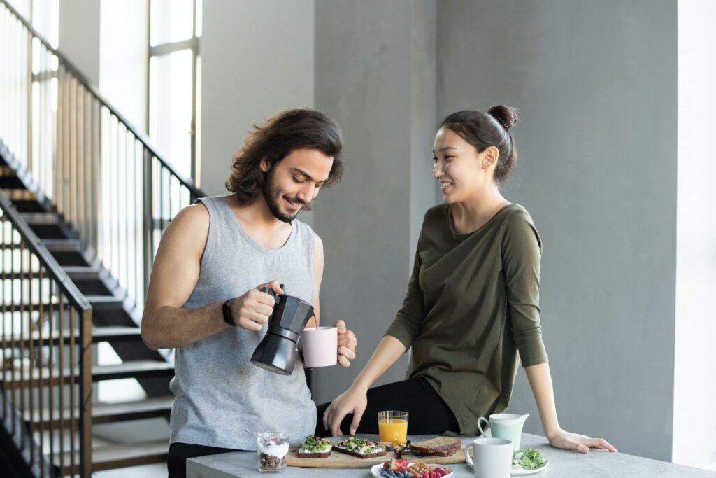 importanza colazione energia iniziare bene la giornata